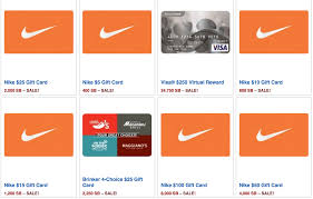 discount gift cards how and redeem swagbucks for nike gift cards at a 20 discount doctor of
