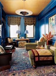 Matching Rug And Curtains 29 Oriental Rugs For Every Space Photos Architectural Digest