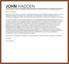 labview developer cover letter