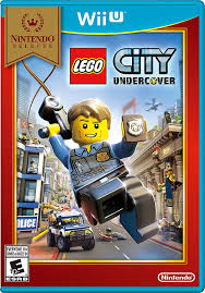 amazon com nintendo selects lego city undercover wii u video