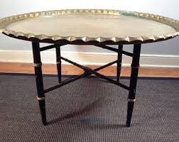 Brass Coffee Table Brass Coffee Table Etsy