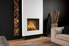 modern fireplace binhminh decoration