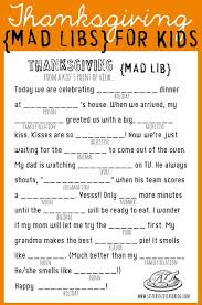 5 thanksgiving printable activities for roommomspot