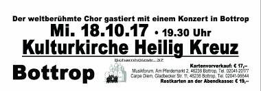 Bad Bergzabern Plz 46238 Bottrop Don Kosaken Chor Wanja Hlibka