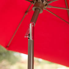 Aluminum Patio Umbrella by Coral Coast 9 Ft Sunbrella Deluxe Tilt Aluminum Patio Umbrella