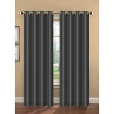 Double Wide Grommet Curtain Panels Double Wide Sheer Curtains Wayfair
