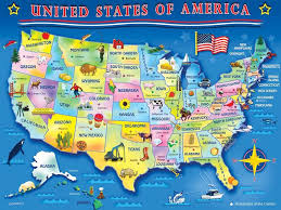 usa map jigsaw puzzle usa map jigsaw puzzle puzzlewarehouse