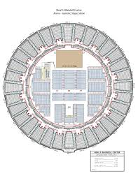 allstate arena floor plan allstate arena floor plan quicken loans arena seating chart