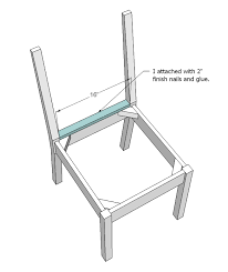 Wood Furniture Plans For Free by Ana White Classic Chairs Made Simple Diy Projects