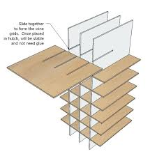 Free Wood Wine Rack Plans by Wine Rack Wine Rack Construction Plans Give Your Cabinetry A