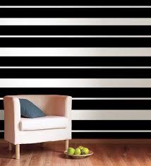 brewster wps wall pops black jack stripe single strip brewster wps wall pops black jack stripe single strip inch foot wallpaper amazon