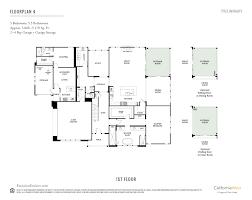 Garage Plans And Prices Encinitas Enclave California West Communities