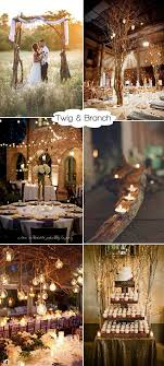 themed wedding decor best 25 wood themed wedding ideas on wood wedding