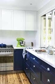 blue kitchen ideas dark blue kitchen cabinet navy lower kitchen cabinets with white
