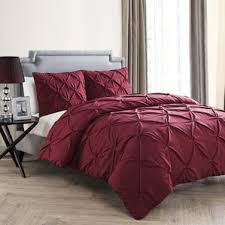 Red And Grey Comforter Red Bedding Sets You U0027ll Love Wayfair
