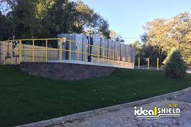 Plastic Handrail Steel Handrail Fabrication Ideal Shield