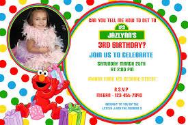 elmo birthday party invitations free invitations ideas