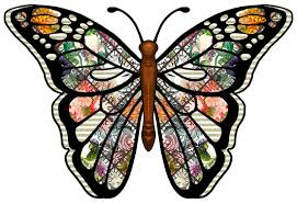7 best images of butterfly clip art printable butterfly and