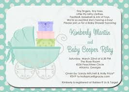 second baby shower invitations baby shower invitation wording