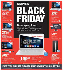 staples black friday 2017 ads deals and sales