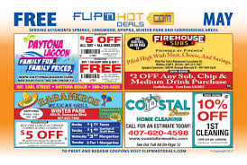 flip u0027nhot deals coupon book may 2017 north orlando by flip u0027nhot
