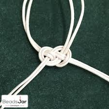 beads knots necklace images A guide to knots used in jewellery making jpg