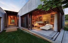 Modern Concrete Home Plans And Designs Martha U0027s Vineyard Home Wins Design Award