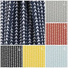 amazon com vine arrow curtain panel set triangle curtains navy