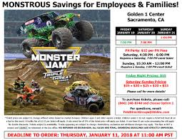 monster truck show ticket prices monster jam discounted tickets staff assembly