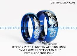 doctor who wedding ring 141 best wedding rings images on rings doctor who