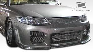 1999 toyota camry front bumper free shipping on duraflex 99 01 toyota solara r34 front bumper