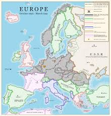 Prague Map Europe by Europe October 1940 Second Version By Stratomunchkin On Deviantart
