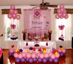 baby birthday ideas lovely cheap decoration ideas for baby birthday party homelk