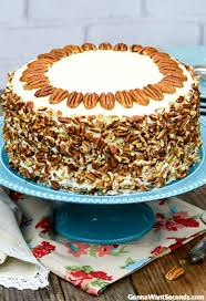 hummingbird cake gonna want seconds