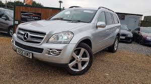 mercedes wandsworth mercedes gl320 cdi auto 7 seater rear dvd in wandsworth