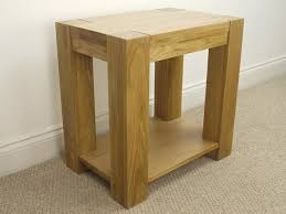 End Table With Shelves by Oak Lamp Tables Trend Oak Lamp Table Oak City
