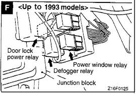 power relay identification help 3000gt stealth international