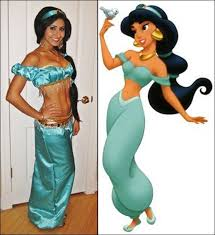 Cinderella Halloween Costume Adults 10 Disney Jasmine Costume Ideas Princess
