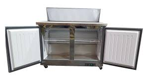 Commercial Prep Table Sun Ice 48