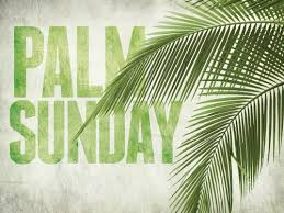 palm fronds for palm sunday church powerpoint template palm fronds sermoncentral