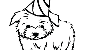 dog coloring pages printable coloring pages cute dog printable dog