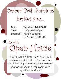 Ou Career Center Career Path Services U003e Career Path Services Open House