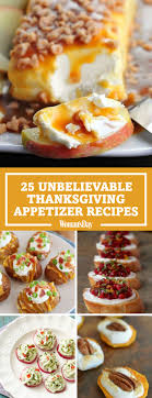 33 unbelievably thanksgiving appetizer recipes