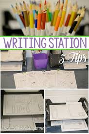 blank kindergarten writing paper best 25 kindergarten writing ideas on pinterest writing center curious about how to set up a writing station for your students check out these