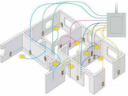 home wiring designs drawing electrical plans planning new