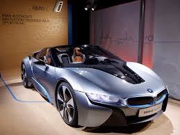 bmw concept i8 bmw will produce i8 spyder business insider