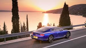 bentley 2018 2018 bentley continental gt revealed the world u0027s most luxurious