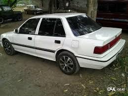 mobil bekas honda civic jual honda civic putih bekas mulus th1988 39jt mobil bekas