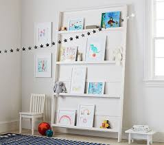 wall hanging bookcase pottery barn kids