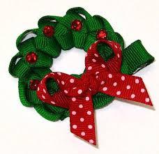 365 best ribbon art hair clips images on pinterest ribbon